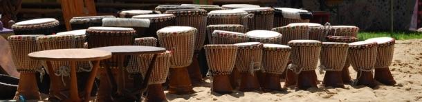 Afrikanisches Trommeln – Termine