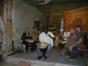 Djembe Djolof Germany in Warmisried