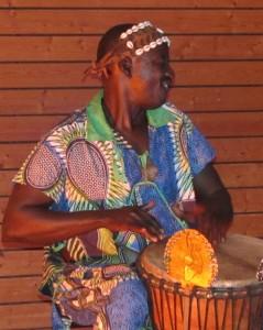 Adama in Concert