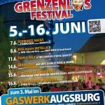 2013-06 - Grenzenlos Festival Augsburg